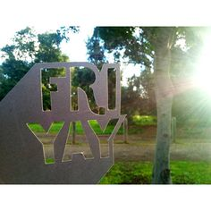 Happy Fri-YAY!! Here's to a weekend filled with sunshine and smiles. --- #jmfriyay #tgif #Friday #friyay #design #lettering #typography
