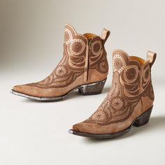 valentine dion boots by old gringo