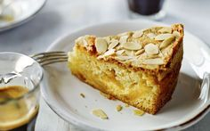 This apple cake is easy to make and just as delicious with coffee in the   morning as for dessert