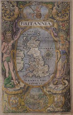 Britannia, 1607
