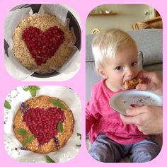 #healthypie#cornflakes#coconut#honey#cake#currants#happybaby