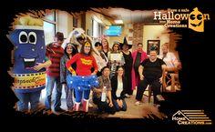 2014 Halloween - HC Staff Edition