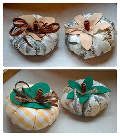 Handmade pumpkin- Fall decor https://www.facebook.com/traquitanasdamize/