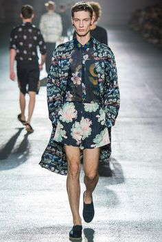 Dries Van Noten Spring 2014 Menswear - Collection - Gallery - Look 41 - Style.com