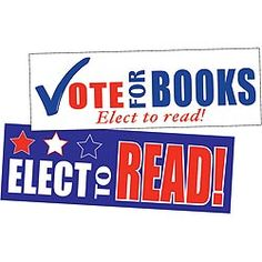 Elect to Read Bookmarks