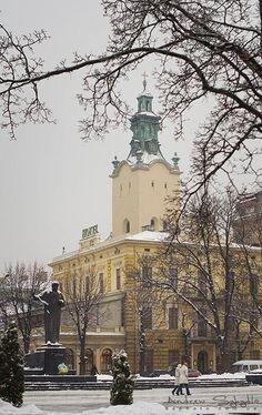 Lviv, Ukraine, from Iryna