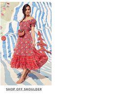 Shop Off Shoulder