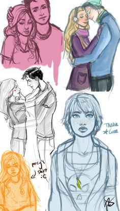 Percy Jackson and the Olympians moments