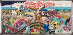 Grayson Perry - The agony in the car park