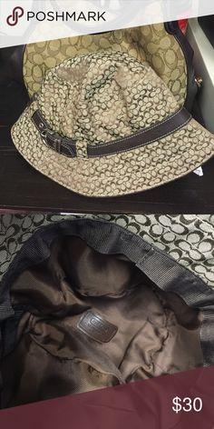 Coach hat Coach hat Petite/Small Coach Accessories Hats