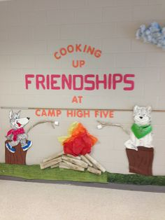 """""""Cooking up Friendships!"""" How creative is Highcroft Drive Elementary?"""