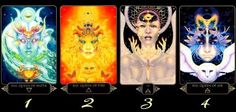 The card that appeals the most to you will not only reveal details about your subconscious, but it will also reflect an idealization of how you are doing in life. Quizzes, Your Favorite, Buddha, Reflection, How To Find Out, Joy, Artwork, Painting, Lifestyle