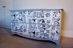 Victorian Chest of Drawers | Katie French – Furniture Fabric Home