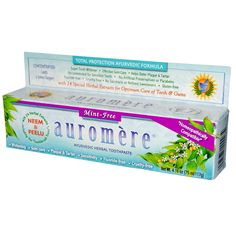 Mint-Free Ayurvedic Formula Toothpaste 4.16 oz.(pack of 4) ** Check this awesome…