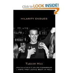 the third and final Tucker Max book.