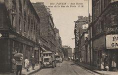 PANTIN -  rue hoche