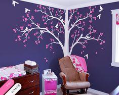 Decalcomanie da muro albero d