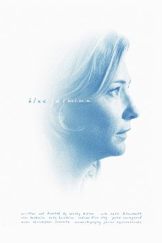 An original poster finds the deeper shades of Blue Jasmine / The Dissolve