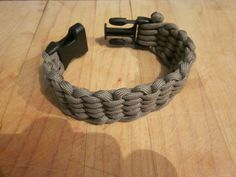 (G item - B1) Paracord Rescue Belt (Let's call it the Emergency Weave)