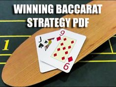 Learn more at   #baccarat #baccaratonline #vegastime #vegasfun #vegasparty