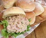 Ham Salad Sandwiches Recipe easter-leftover-ham-lamb-egg-recipes margetmkd chelseamdb into-the-cooking-pan Ham Salad Recipes, Egg Recipes, Pork Recipes, Cooking Recipes, Amish Recipes, Dutch Recipes, Sandwich Spread, Salad Sandwich, Soup And Sandwich