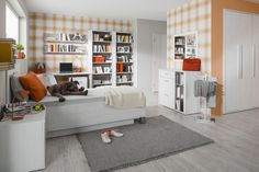 Nordic detská izba (Dub nelson) Loft, Bed, Furniture, Home Decor, Decoration Home, Stream Bed, Room Decor, Lofts, Home Furnishings