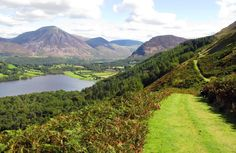 One of the most beautiful lakes is Loweswater and very few visitors seem to visit this peaceful place. Surrounded by quiet fells and unspoilt forest this is one of my most recommended destinations. Uk Destinations, Peaceful Places, Weekends Away, Secret Places, Lake District, Park City, Where To Go, Trip Planning, Countryside