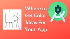 When building an application finding colors can be challenging and it takes a lot of time. First, you start by looking for the main color, then you will search for a darker version of that color and then an accent color, finally, you need to check whether these colors match all together.  You don't have to worry anymore about that because in this video you will learn where to find these material design colors and how you can apply them to your app. Main Colors, Accent Colors, Android Material Design, Android Tutorials, How To Apply, How To Get, Improve Yourself, Learning, Search