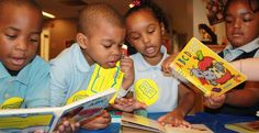 Impoverished Youth Need Books to Succeed
