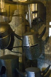 How to Make a Medieval Helmet thumbnail