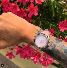 Flowers, pink quartz watch and inked wrist! Perfect combo of uniqueness! Thanks @natyashba ! • • • • #alexbenlo #tatoo #wristtatoo #watch #pink #watchaddict #wristwatch #picoftheday #luxurywatch #gemstones #pinkquartz #flowers #watchesofinstagram #watches #loveourplanet #summer #tatoosleeve #mothernature