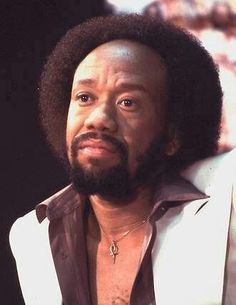 Maurice White, Co-Founder, singer & spiritual leader of Earth, Wind & Fire Music Icon, Soul Music, Music Is Life, Smooth Jazz, Afro, Maurice White, Soul Singers, Old School Music, Neo Soul