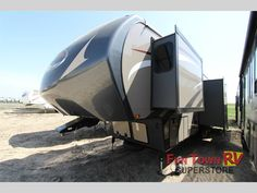 New 2016 Forest River RV Sandpiper 371REBH Fifth Wheel at Fun Town RV | Cleburne, TX | #136156