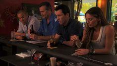 "Burn Notice 4x03 ""Made Man"" - Michael Westen (Jeffrey Donovan), Fiona Glenanne (Gabrielle Anwar), Sam Axe (Bruce Campbell) & Jesse Porter (Coby Bell)"