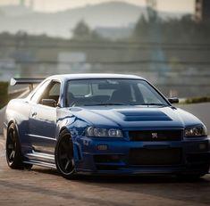 Nissan Skyline R35, Nissan Gtr Nismo, R34 Gtr, Skyline Gtr, Fast Sports Cars, Sport Cars, Lamborghini Concept, Pretty Cars, Japanese Cars