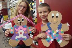 Gingerbread education ideas