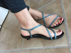 Pazzo Leather Slingback Strappy Sandals Shoe size 8.5   Clothing, Shoes & Accessories, Women's Shoes, Sandals & Flip Flops   eBay!