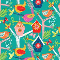 print & pattern: FABRICS - wendy Kendall : dashwood