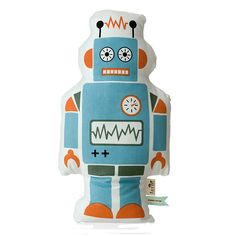 Mr. Robot Kudde 26,5x50cm, Ferm Living