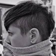 Image result for pixie hair undercut  back