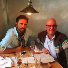 a new photo taken by harrygeithner! Comida con mi gran amigo y director @agustin_restrepo en la Col. Roma en huset Codina de campo restaurant.! @husetroma #comida #friend #proyectos http://ift.tt/1OFBLjF