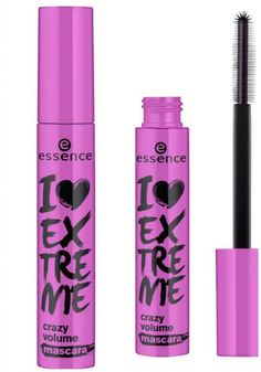 Essence I love extreme crazy volume: rated 4.4 out of 5 by MakeupAlley.com members. Read 23 member reviews.