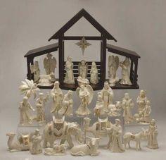 Lenox China Jewels Nativity - The most elegant one I have ever seen