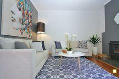 big impact - interior stylist Hobart #propertystyling #propertystylinghobart