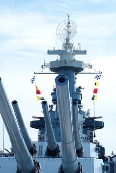 USS North Carolina Battleship Memorial, Wilmington, NC. www.SeaCoastRealty.com #wilmingtonnc #battleship #northcarolina