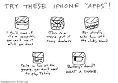11 Highly Accurate Comics About Smartphones
