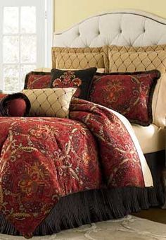 biltmore  for your home satsuma bedding collection - online only