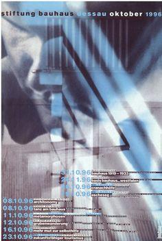stiftung bauhaus - dessau - oktober 1996