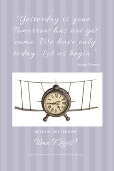 Would you like to get more time in your day? Take Action