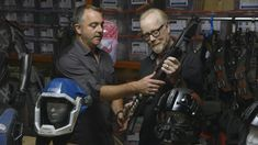 Adam Savage Visits the Incredible Props Department of the Syfy TV Series 'The Expanse'